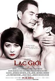 Mai Thu Huyen, Trung Dung, and Binh An in Lac Gioi (2014)