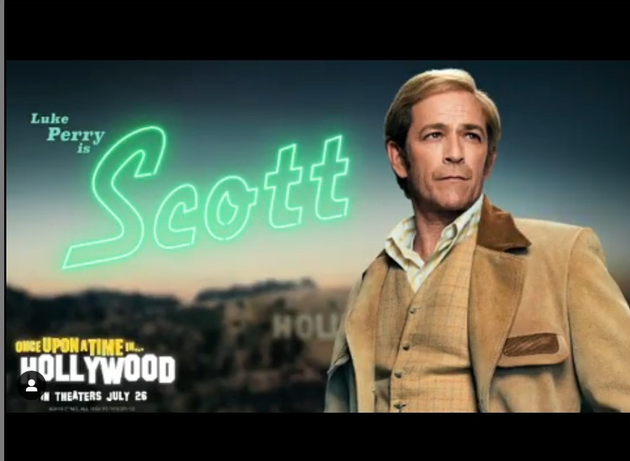 Luke Perry in Once Upon a Time... in Hollywood (2019)