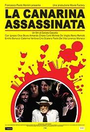 La canarina assassinata Poster