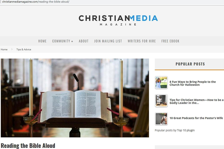 Shining Light: First United Methodist Temple, TX (digital TV