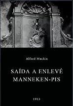 Saïda a enlevé Manneken-Pis