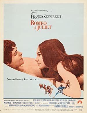 Romeo and Juliet Poster Image