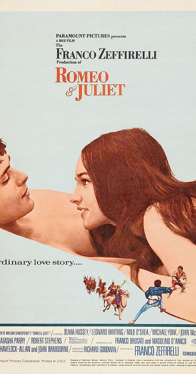 Romeo and Juliet (1968) - IMDb