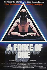 A Force of One (1979) Poster - Movie Forum, Cast, Reviews