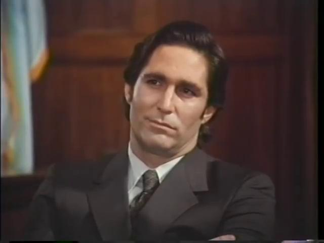 Michael O'Hare in A Case of Deadly Force (1986)