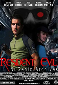 Primary photo for Resident Evil: NuGenix Archives