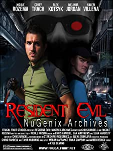 Resident Evil: NuGenix Archives full movie in hindi free download mp4