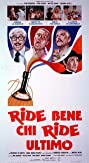Ride bene... chi ride ultimo (1977) Poster
