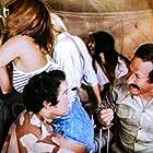 Nino Terzo and Alvaro Vitali in La soldatessa alla visita militare (1977)