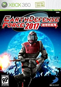 Earth Defense Force 2017 full movie download