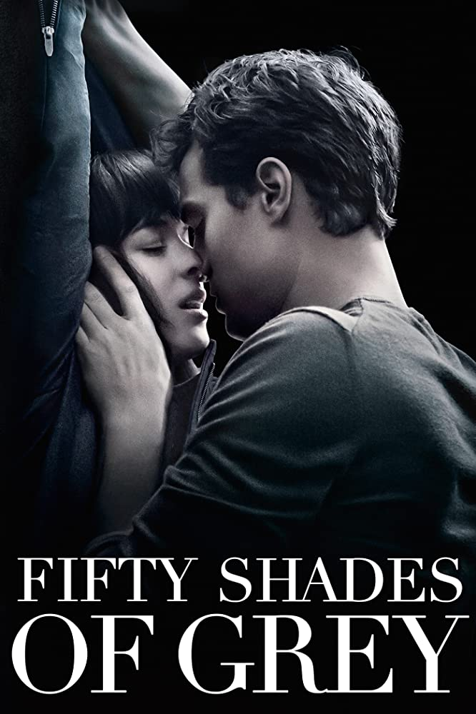 Fifty Shades of Grey 2015 English HEVC 600MB 720p BluRay