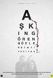 Askin Gören Gözlere Ihtiyaci yok Poster
