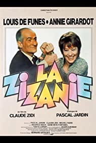 La zizanie (1978) Poster - Movie Forum, Cast, Reviews