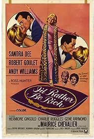 I'd Rather Be Rich (1964) Poster - Movie Forum, Cast, Reviews
