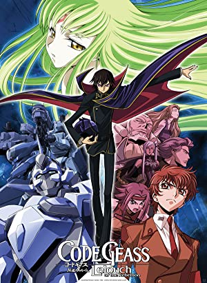 Code Geass: Lelouch of the Rebellion : Season 1-2 Complete BluRay 720p | GDRive | MEGA | Single Episodes