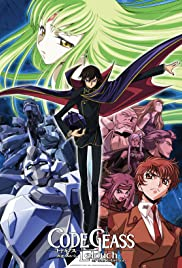 Code Geass: Lelouch of the Rebellion Poster