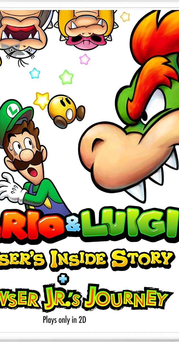 Mario Luigi Bowser S Inside Story Bowser Jr S Journey Video