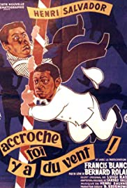 Accroche-toi, y'a du vent! Poster