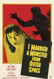 I Married a Monster from Outer Space (1958) 720p