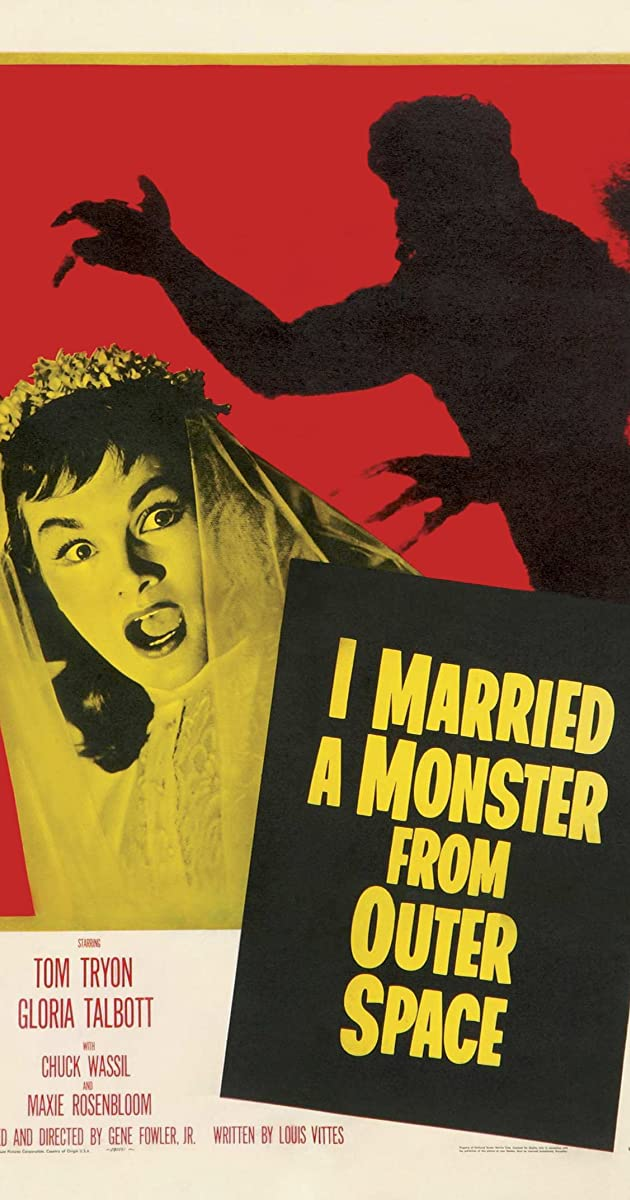 I Married a Monster from Outer Space (1958) - IMDb