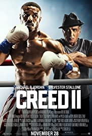 Creed II (2018) Poster - Movie Forum, Cast, Reviews