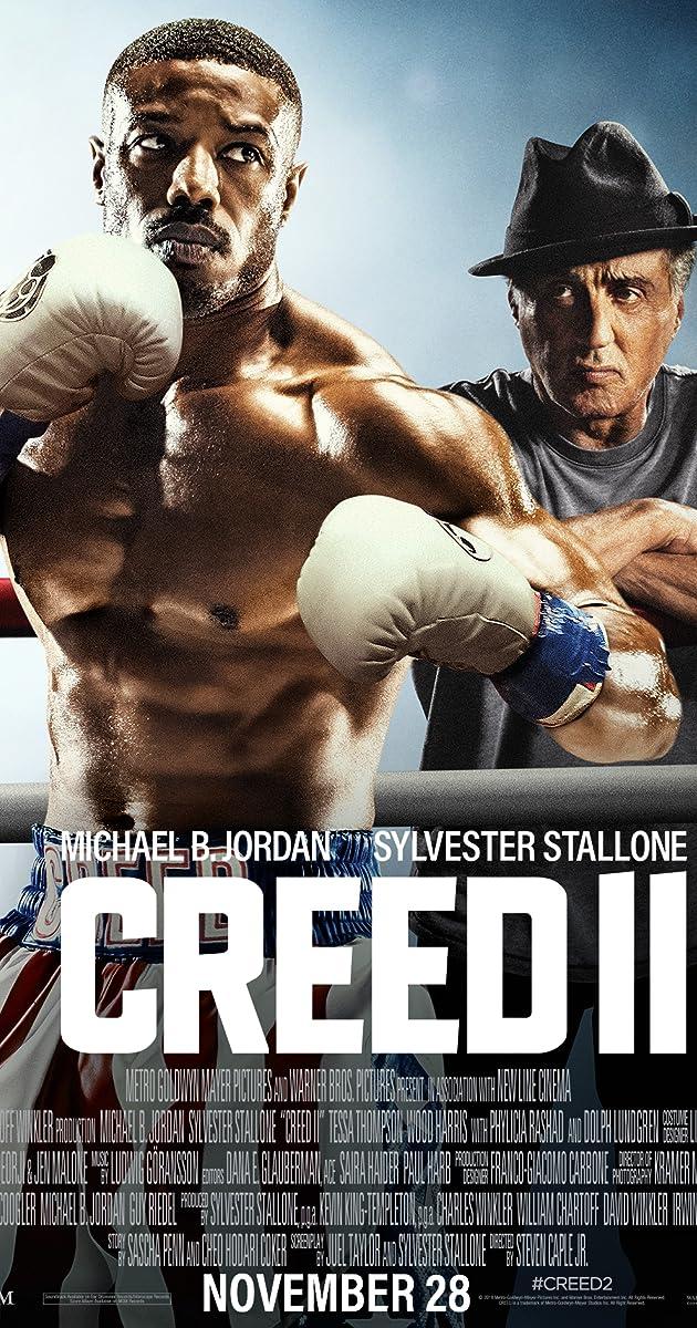 Subtitle of Creed II