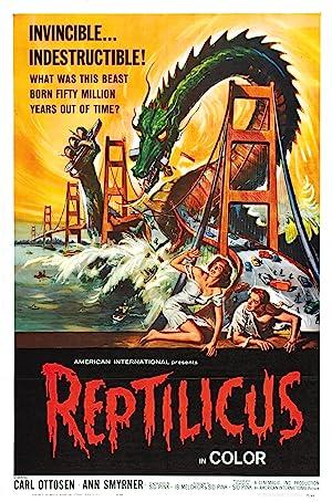 Where to stream Reptilicus