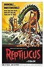Reptilicus (1961) Poster