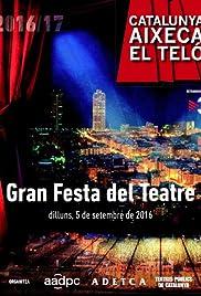 Catalunya aixeca el teló Poster