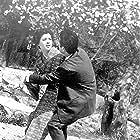 Mariko Okada in Akitsu onsen (1962)