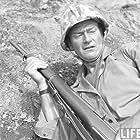 John Wayne in Sands of Iwo Jima (1949)