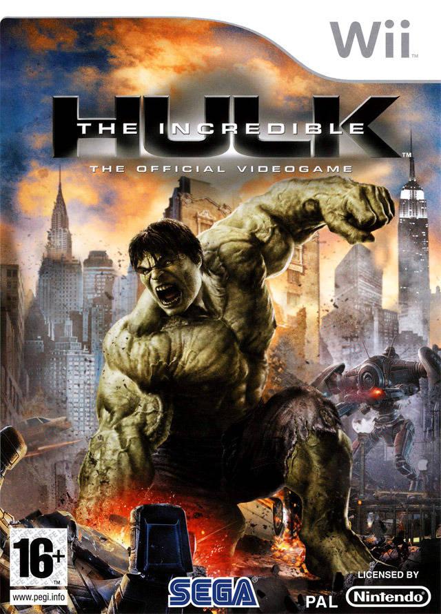 The Incredible Hulk Video Game 2008 Imdb