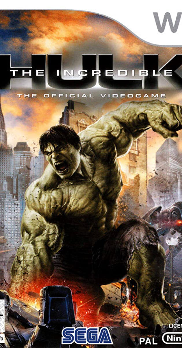 It's just a photo of Geeky Incredible Hulk Image
