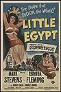 Little Egypt (1951) Poster
