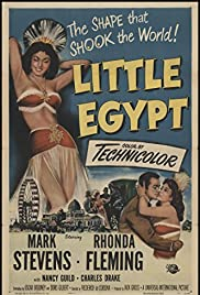Little Egypt Poster