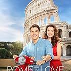 Peter Porte and Italia Ricci in Rome in Love (2019)