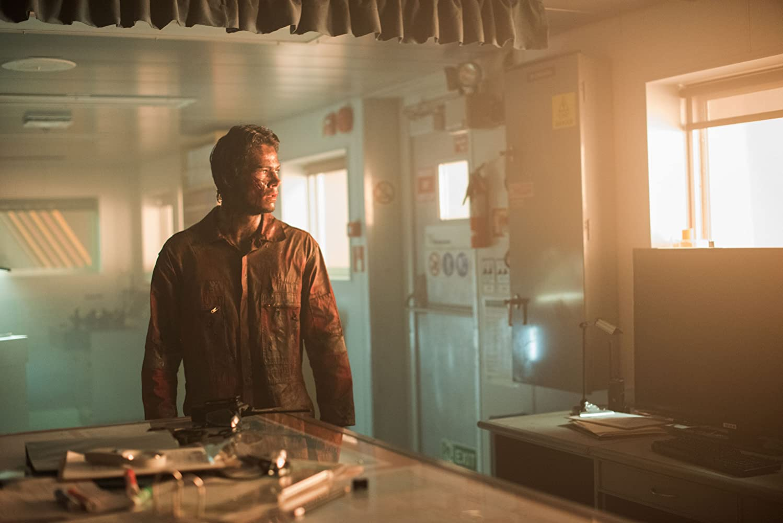 Dylan O'Brien in Deepwater Horizon (2016)