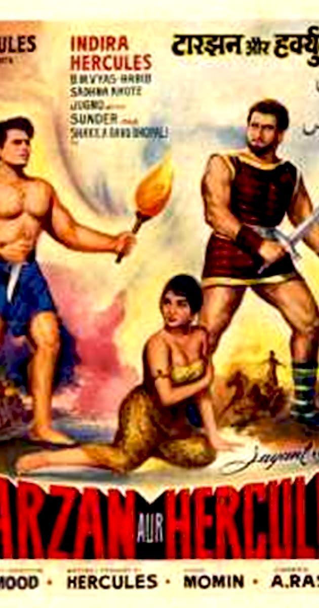 Tarzan Aur Hercules (1966) - IMDb