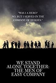 We Stand Alone Together Poster