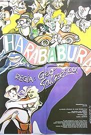 Harababura Poster