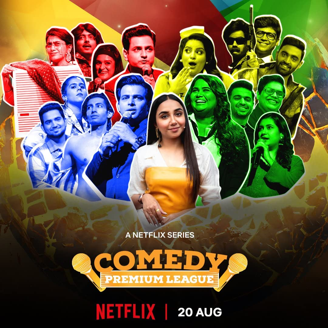 Comedy Premium League (2021) Season 1 (Netflix)