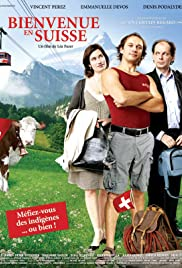 Welcome to Switzerland Poster