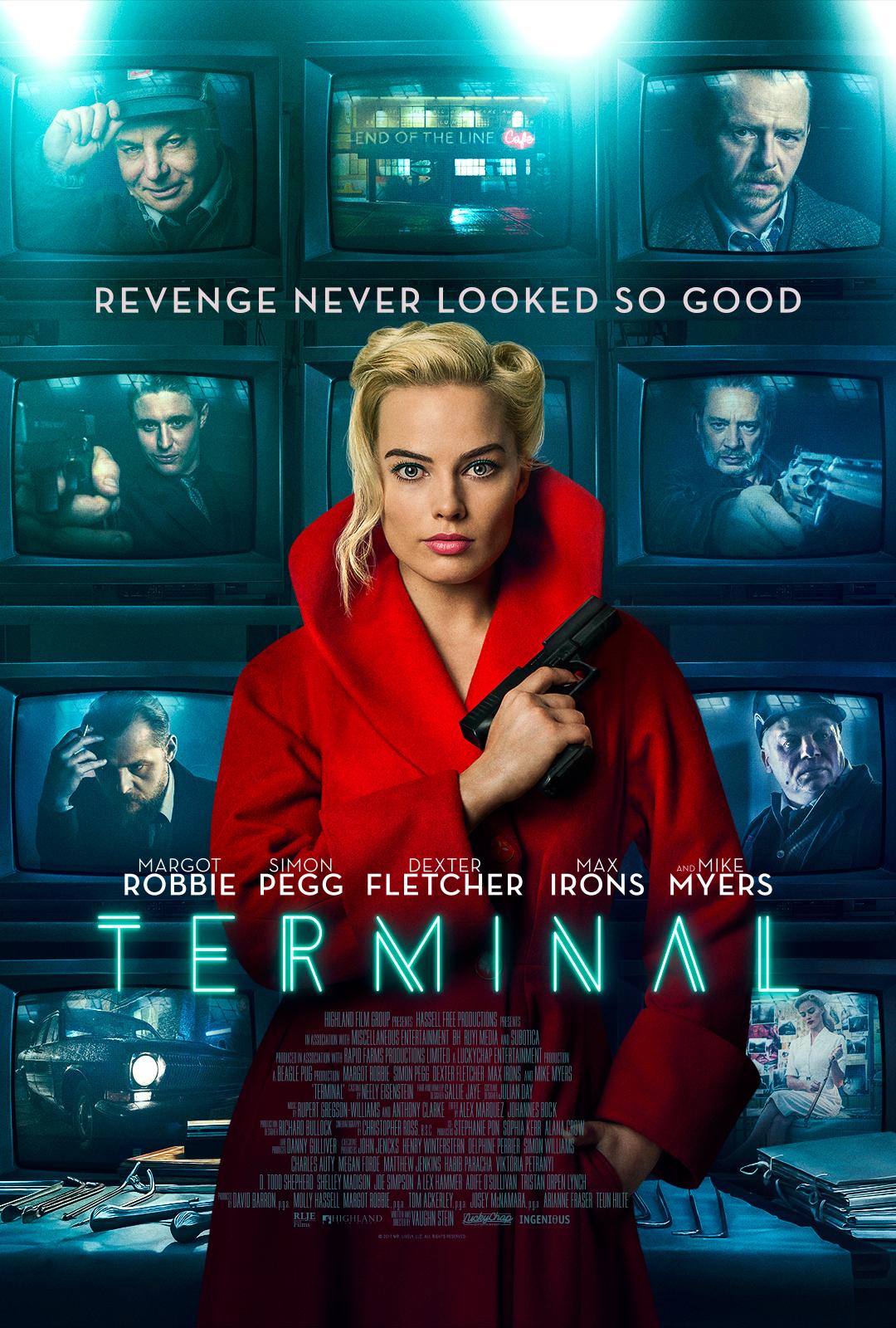 Terminal (2018) - IMDb