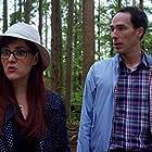 Sara Rue and Mike Kosinski in Impastor (2015)