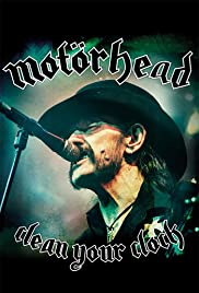 Motörhead: Clean Your Clock Poster
