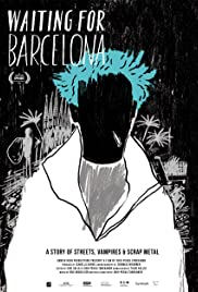 Waiting for Barcelona Poster
