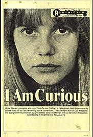 I Am Curious (Yellow)(1967) Poster - Movie Forum, Cast, Reviews