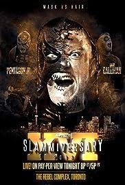 Slammiversary 2018 Poster