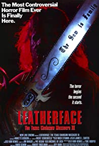 Primary photo for Leatherface: Texas Chainsaw Massacre III