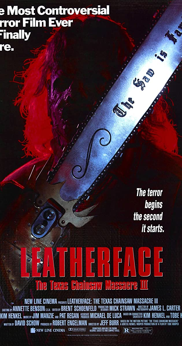 Leatherface Texas Chainsaw Massacre Iii 1990 Imdb